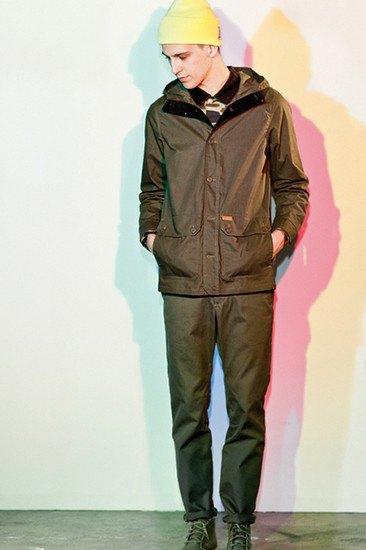 Марка Carhartt WIP выпустила лукбук весенней коллекции одежды. Изображение № 25.