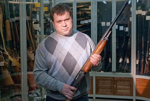 Охотный ряд: 5 продавцов оружия о любви к стрельбе и легализации короткоствола. Изображение № 1.