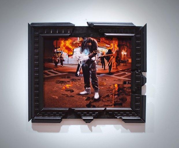 In Service of a Villain: Оружие постапокалипсиса в проекте художника Коби Кеннеди. Изображение № 12.