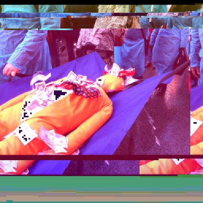 Как я сходил на митинг «Антимайдана» и получил кислотную интоксикацию. Изображение № 4.