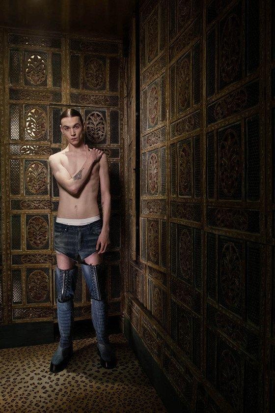 Марка Hood By Air показала новую коллекцию одежды. Изображение № 9.