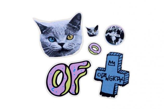 Хип-хоп-группировка Odd Future выпустила весенний лукбук своей коллекции одежды. Изображение № 7.