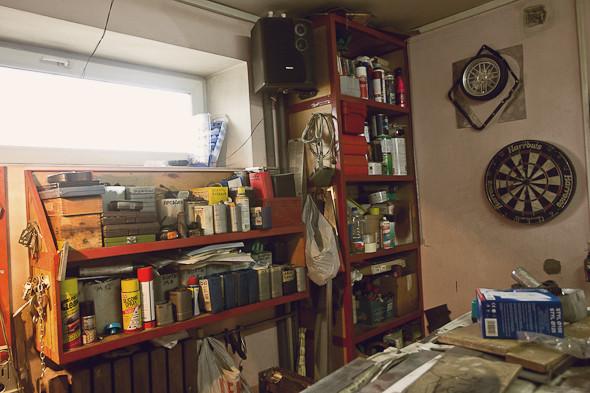 Гараж-бенд: Гид по трем уникальным мастерским машин и мотоциклов в Москве. Изображение №26.