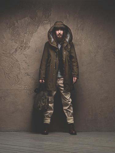 Российская марка Grunge John Orchestra. Explosion представила превью новой коллекции. Изображение № 15.