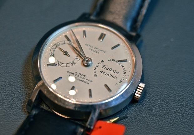 Самые дорогие в мире часы. Изображение № 4.