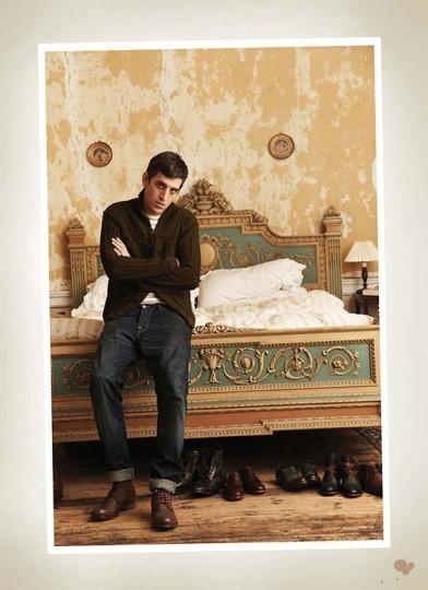 Изображение 3. Обувная компания Hudson представила лукбук осенней коллекции.. Изображение № 3.