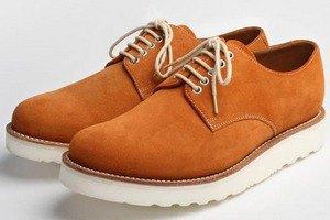 Дизайнер Ронни Фиг и марка Grenson выпустили капсульную коллекцию обуви. Изображение № 5.