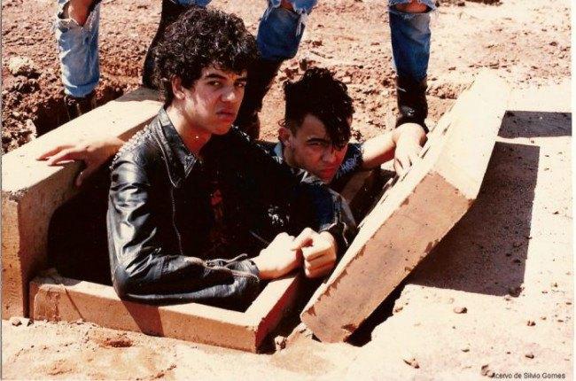 В сети появились архивные фотографии Sepultura. Изображение № 14.