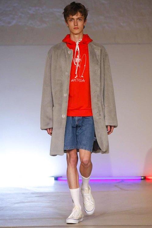 Гоша Рубчинский показал новую коллекцию на Неделе моды в Париже. Изображение № 10.