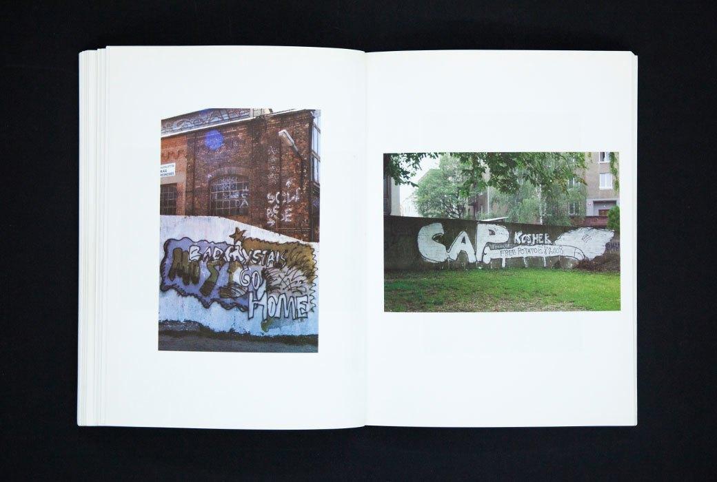 Библиотека мастерской: Книга граффити Crew Against People. Изображение № 8.