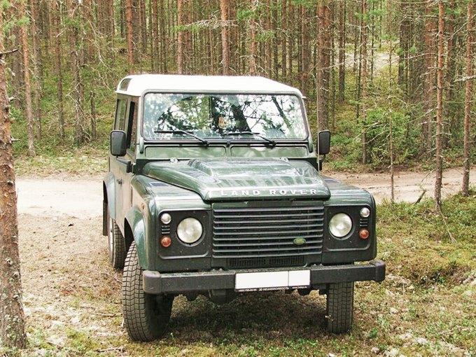 Гид по внедорожнику Defender, британскому автомобилю с суровым характером. Изображение № 10.
