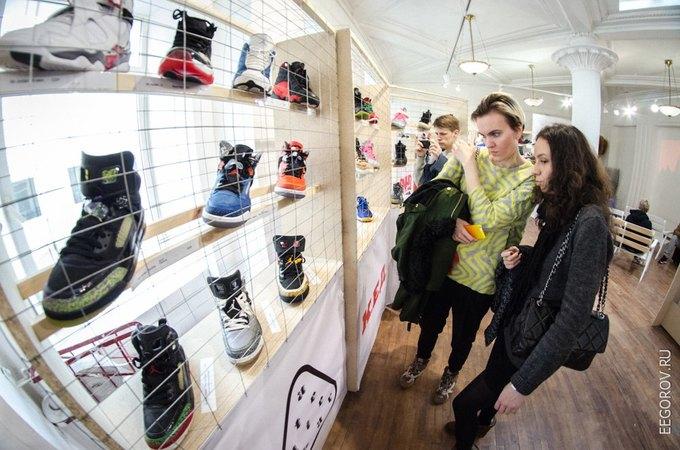 В Питере пройдёт выставка коллекционных кроссовок SPb Sole. Изображение № 6.