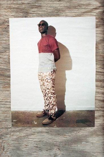 Американский ритейлер Вodega опубликовал лукбук осенней коллекции одежды. Изображение № 6.