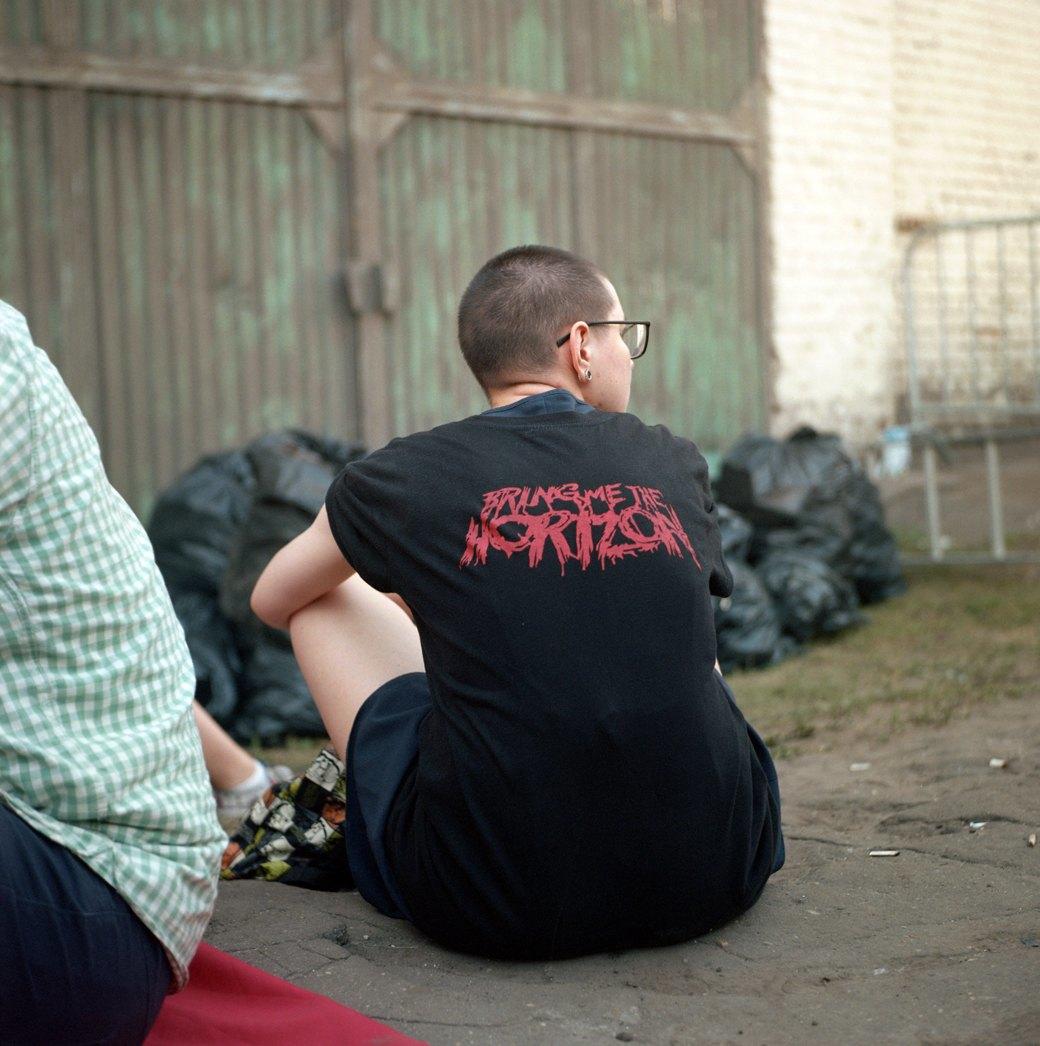 Фоторепортаж: Фестиваль «Боль» . Изображение № 14.