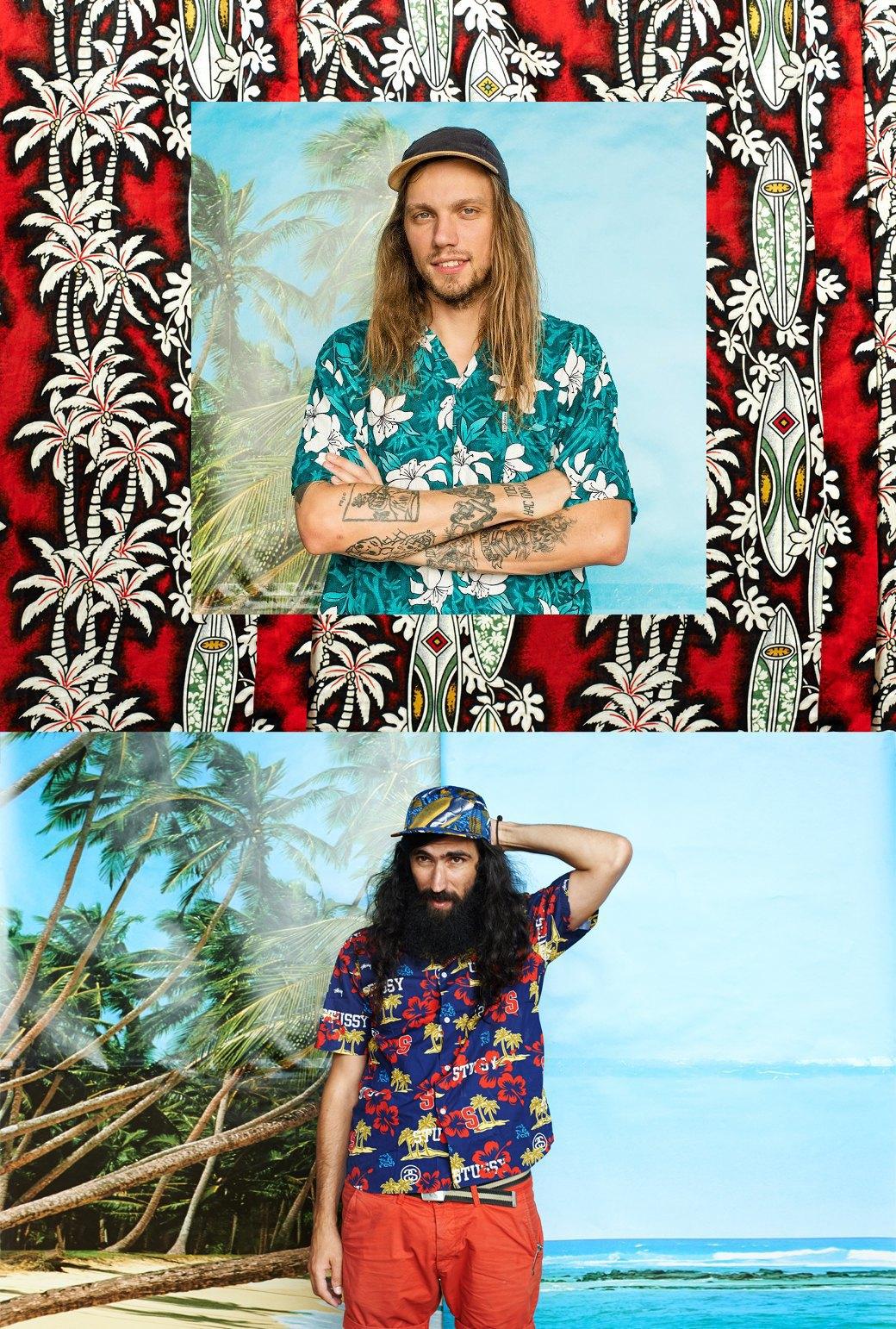 Гавайские рубашки: посвящение уходящему лету. Изображение № 1.