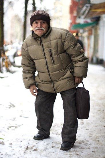 Харизматичный турок Али каждый день демонстрирует новый лук в блоге на Tumblr. Изображение № 6.
