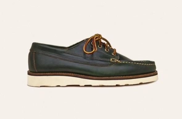 Весенняя коллекция обуви марки Oak Street Bootmakers. Изображение № 8.