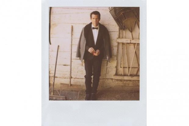 Джош Бролин снялся в новом лукбуке марки Band of Outsiders. Изображение № 9.