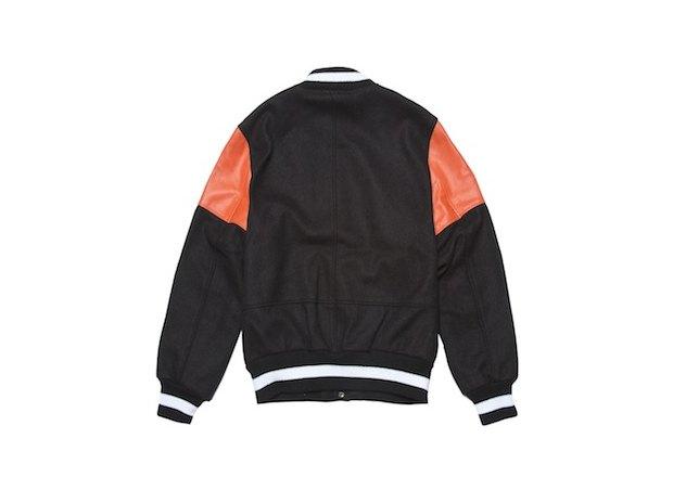Марки Golden Bear и Black Scale представили совместную коллекцию университетских курток. Изображение № 5.