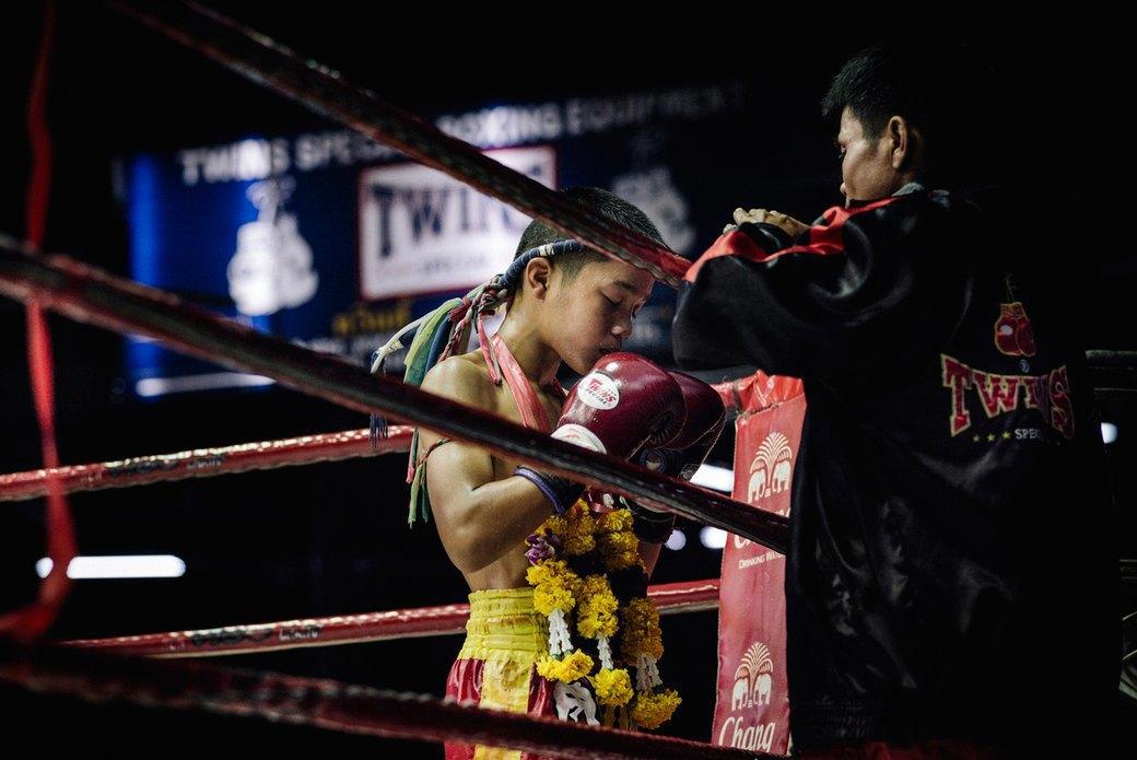 Бокс против нищеты: Как тайские подростки находят спасение от бедности на ринге. Изображение № 15.