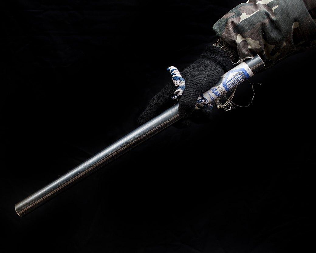 Фотопроект: Самодельное оружие украинской революции. Изображение № 6.