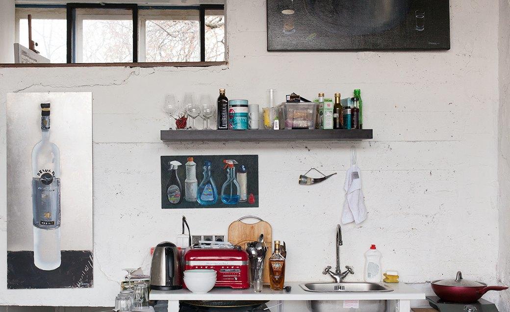 Дом культуры: Молодые московские художники и их мастерские. Изображение № 25.