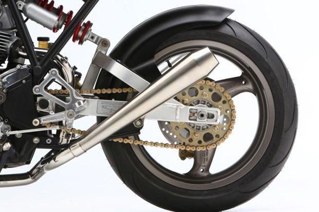 Мастерская Walt Siegl представила новый каферейсер на базе Ducati Monster 900. Изображение № 6.