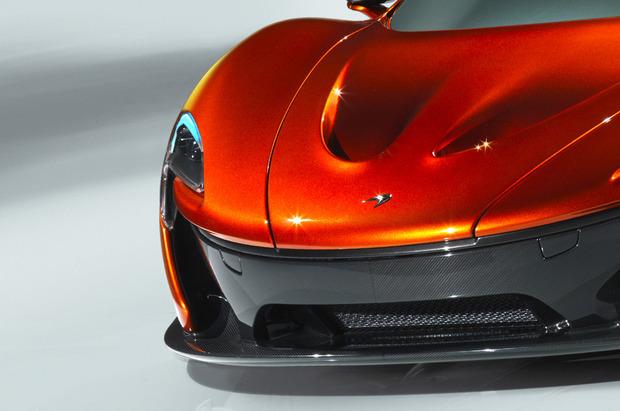 McLaren выпускает новый суперкар P1. Изображение № 5.