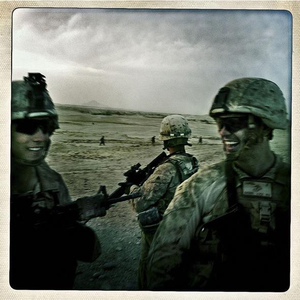 Изображение 7. Войну в Афганистане сняли на iPhone.. Изображение № 8.