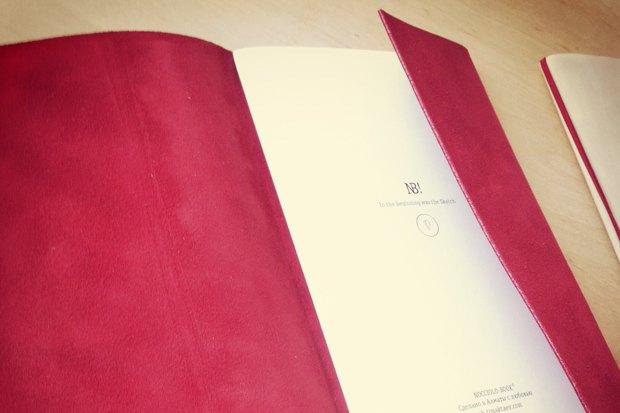 Новая марка: Блокноты ручной работы NB!. Изображение № 4.
