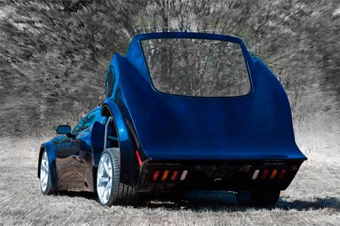 Суперкар компании Alessi Fiberglass 1979 года выпуска вновь появится в продаже. Изображение № 5.