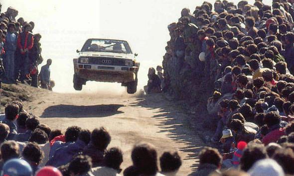 Группа Б: История самых смертоносных гонок и автомобилей мирового ралли. Изображение № 1.