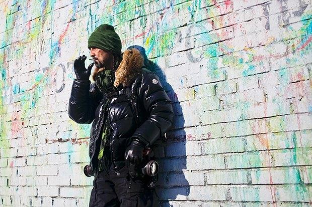 «Если уж нарушать закон, причина должна быть веской»: День с граффити-ветераном Futura 2000. Изображение № 5.