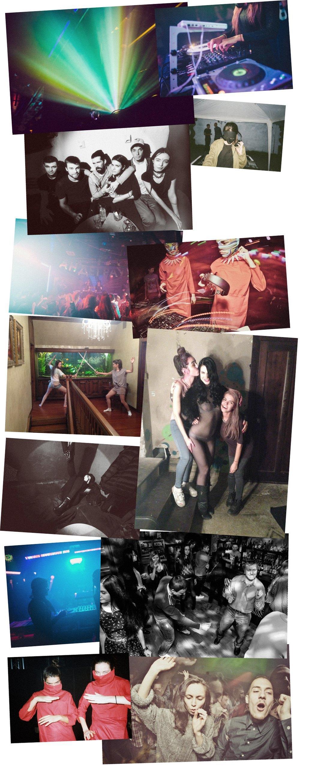 Партия регионов: Участницы дуэта Maiden Obey о клубной жизни в провинции. Изображение № 2.