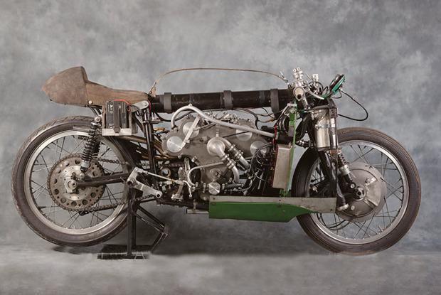 Сумасшедший гений: 10 самых странных и недооцененных мотоциклов. Изображение № 11.