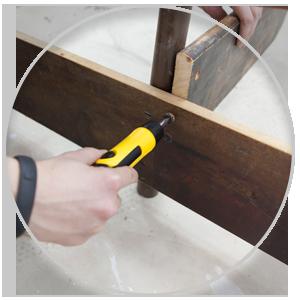 Как сделать деревянное кресло своими руками. Изображение № 14.