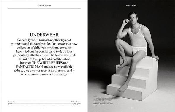 Изображение 6. Men's Digest: обложка Fantastic Man, блог Free/Man о мужских браслетах, распродажа Code7.. Изображение № 6.