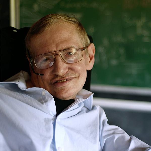 Стивен Хокинг расскажет на Facebook о том, почему существует Вселенная. Изображение № 1.