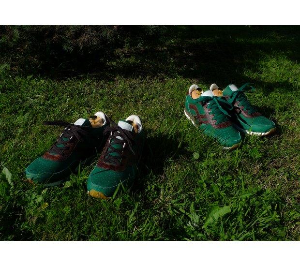 Марка AFOUR и магазин Zefear представили совместную коллекцию кроссовок. Изображение № 4.