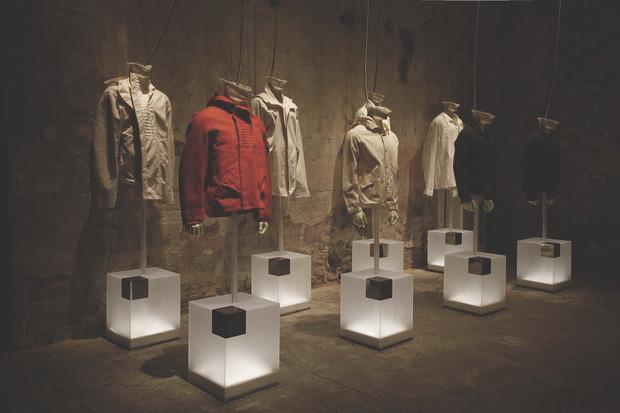 Остров сокровищ: 10 легендарных курток и материалов Stone Island. Изображение № 17.