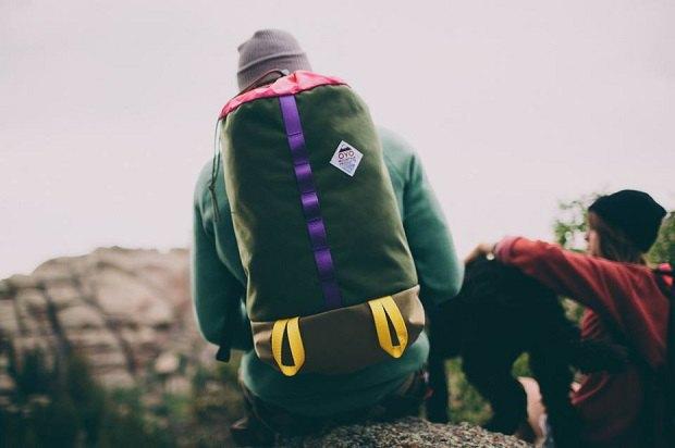 Марка Topo Designs представила дебютную коллекцию своей новой линейки OYO Mountain Products. Изображение № 1.