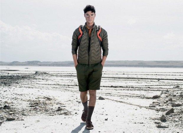 Марки Moncler и White Mountaineering анонсировали новую коллекцию одежды. Изображение № 4.