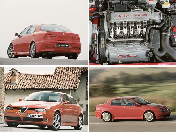 Гид по Alfa Romeo 156 как одному из лучших современных автомобилей. Изображение № 6.