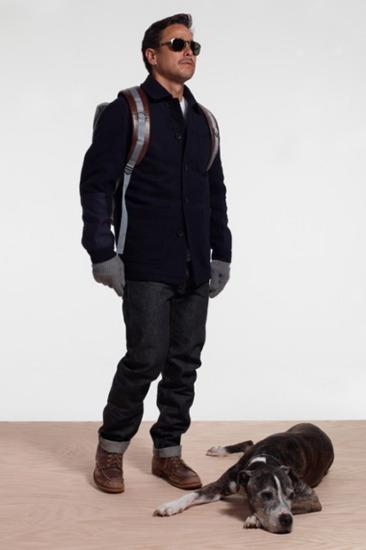 Марка Stussy Deluxe выпустила лукбук осенней коллекции одежды. Изображение № 10.