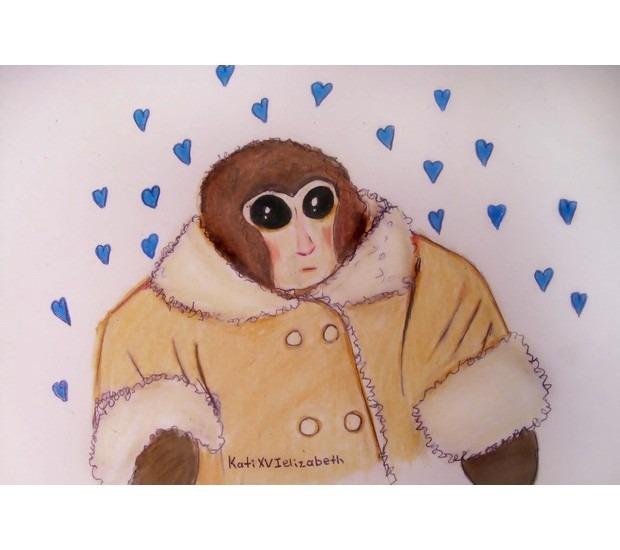 В Канаде обезьяна в пальто зашла в магазин IKEA. Изображение №24.