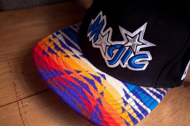 Genesis Project совместно с Pendleton выпустили коллекцию кепок с символикой команд НБА. Изображение № 12.