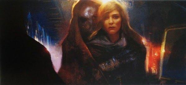 В сеть слили концепт-арт седьмого эпизода «Звёздных войн». Изображение № 9.