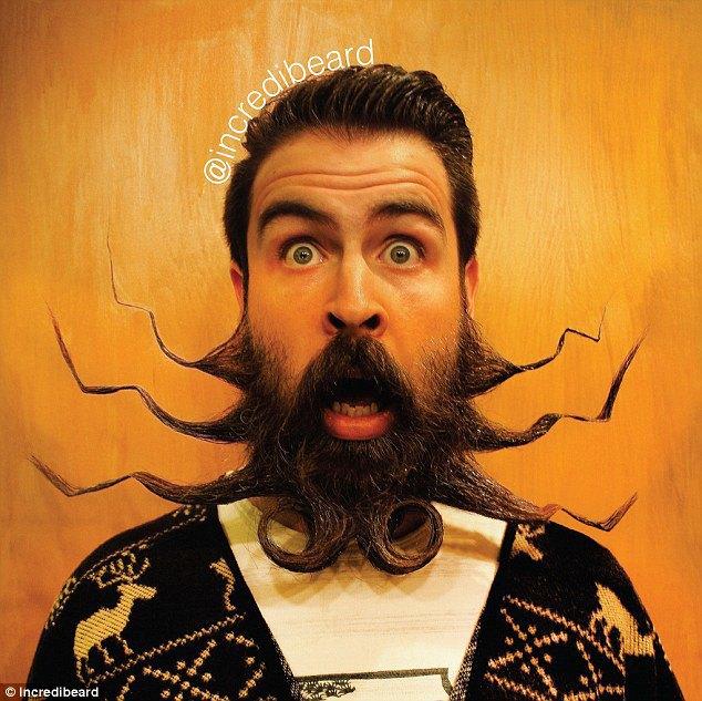 Американец с бородой невероятной формы покоряет блогосферу. Изображение № 7.