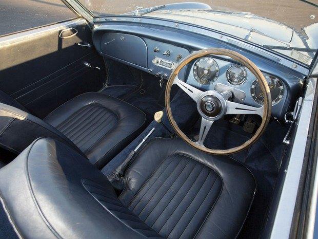 Редкий испанский спорткар Pegaso Z-102 1954 года выставлен на аукцион. Изображение № 9.