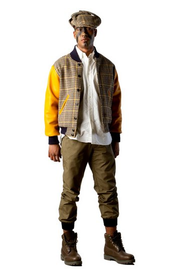 Марка Billionaire Boys Club опубликовала лукбук осенней коллекции одежды своей линейки Bee Line. Изображение № 11.